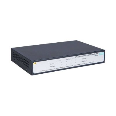 SWITCH HPE JH328A 5-PORT 1420 5G POE NOVO