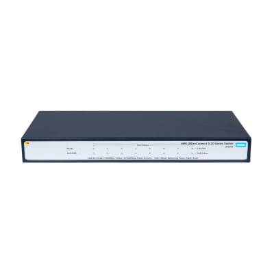 SWITCH HPE JH330A 8-PORT 1420 8G POE NOVO