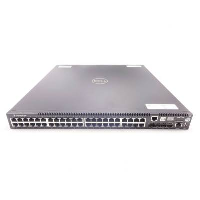 SWITCH DELL S55T-AC 48-PORT SEMINOVO